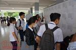 TP Hồ Chí Minh có hơn 98% thí sinh đến làm thủ tục dự thi