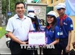 Trung ương Đoàn Thanh niên động viên các thanh niên tình nguyện 'Tiếp sức mùa thi năm 2018'