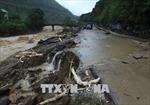 Mưa lũ gây thiệt hại nặng nề tại Hà Giang, Lai Châu và Bắc Kạn