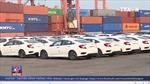 Hơn nghìn ô tô Thái đổ về Việt Nam trong một tuần