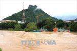 Hà Giang chìm trong mưa lũ