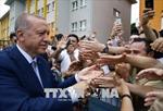 Ủy ban Bầu cử Thổ Nhĩ Kỳ xác nhận Tổng thống Erdogan giành chiến thắng