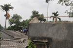 Khắc phục hậu quả trận mưa kèm gió lốc tại Phú Lương, Thái Nguyên