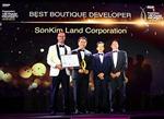 SonKim Land được vinh danh Nhà phát triển BĐS xuất sắc nhất dòng Luxury Boutique