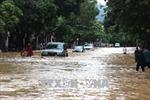 Hà Giang khẩn trương khắc phục hậu quả mưa lũ