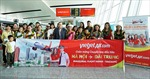 Vietjet chào mừng chuyến bay đầu tiên Hà Nội – Đài Trung (Đài Loan- Trung Quốc)
