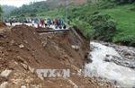Lai Châu ghi nhận 22 người thiệt mạng và mất tích