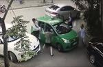 Khởi tố lái xe Mercedes dùng gạch đập đầu tài xế taxi Mai Linh