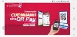 Agribank ứng dụng mã QR vào thanh toán di động