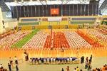Vinamilk Sure Prevent đồng hành cùng 3.000 người cao tuổi tại giải thi đấu thể dục dưỡng sinh