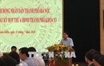 Cử tri Hà Nội đề nghị đẩy nhanh việc giải quyết các vấn đề đô thị