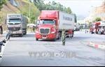 Phương tiện không còn ách tắc tại Cửa khẩu Quốc tế Hữu Nghị