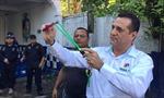 Cảnh sát Mexico bị tước vũ khí, chuyển sang dùng... súng cao su và đá cuội