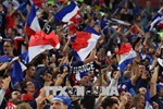 Người hâm mộ Pháp sẵn sàng cho trận chung kết World Cup 2018