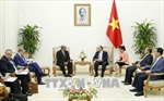 Thủ tướng Nguyễn Xuân Phúc tiếp Bộ trưởng Ngoại giao Algeria