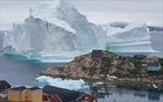 Đan Mạch sơ tán dân gần bờ biển Greenland do tảng băng trôi