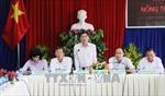 TP Châu Đốc đạt chuẩn nông thôn mới