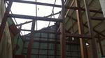 Gần 150 căn nhà tại Kiên Giang bị sập và tốc mái do dông lốc