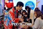 Lễ hội Feel Japan in Vietnam 2018 tại Thành phố Hồ Chí Minh