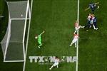 WORLD CUP 2018: Nhờ công nghệ VAR, Pháp vươn lên dẫn trước Croatia trong hiệp 1