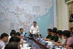 Ứng phó với áp thấp nhiệt đới trên biển: Ưu tiên đảm bảo an toàn tính mạng của người dân