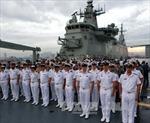 Philippines, Australia tập trận hải quân trên biển Sulu
