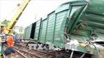 Đường sắt xử lý trách nhiệm vụ hai toa tàu bị rời nhau tại Thanh Hóa