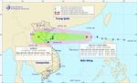 Bão số 3 giật cấp 10 đang di chuyển nhanh vào vịnh Bắc Bộ