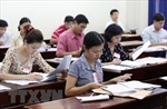 100% bài thi chấm thẩm định ở Hòa Bình trùng khớp kết quả chấm thi