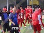 ASIAD 2018: HLV Park Hang Seo khẳng định 'quyết thắng' trước Olympic Pakistan