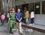 Hoãn phiên tòa xét xử băng nhóm bán logo 'xe vua', hối lộ CSGT