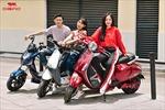 Dibao ra mắt dòng sản phẩm xe máy điện mới