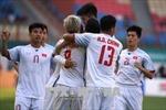 Trực tiếp ASIAD 2018: Quang Hải tỏa sáng, Olympic Việt Nam toàn thắng vòng bảng