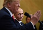 Tổng thống Trump giải thích 'phát biểu nhầm' khi họp báo tại Helsinki