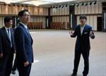 Chuẩn bị cho sự kiện đoàn tụ gia đình ly tán, nhóm tiền trạm Hàn Quốc đã tới Triều Tiên