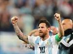 Từ nay đến cuối 2018, đội tuyển Argentina sẽ không có Messi