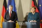 Đức - Ukraine thảo luận khả năng triển khai lực lượng gìn giữ hòa bình tại Donbas