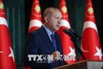 Tổng thống T.Erdogan tuyên bố Thổ Nhĩ Kỳ sẽ không đầu hàng Mỹ