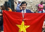 Đam mê và nỗ lực - Bí quyết giành Huy chương Vàng kỳ thi Toán không biên giới