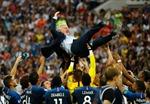 Cảm xúc vỡ oà của các cầu thủ Pháp khi giành chức vô địch World Cup 2018