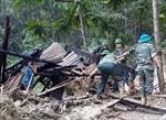 Lũ quét làm 4 người trong một gia đình chết và mất tích tại Thanh Hóa