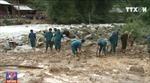 32 người chết và mất tích trong đợt mưa lũ