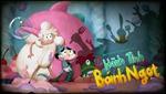 Vintata công chiếu series hoạt hình 'Monta trong dải ngân hà kỳ cục'