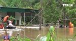 4 người thiệt mạng do mưa lũ ở vùng núi tỉnh Nghệ An