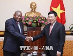 Làm sâu sắc hơn nữa quan hệ hữu nghị Việt Nam - Mozambique