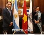 Thúc đẩy quan hệ hữu nghị giữa TP Hồ Chí Minh - Buenos Aires