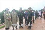 Lãnh đạo ngành Nông nghiệp thị sát công tác phòng chống bão tại Thanh Hóa