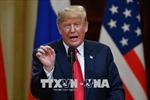 Thượng đỉnh Nga-Mỹ: Giới lập pháp Mỹ phản đối tuyên bố của Tổng thống D.Trump