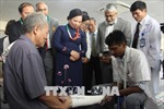 Ấn Độ hỗ trợ lắp chân giả miễn phí cho người khuyết tật tại Vĩnh Phúc