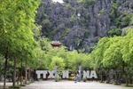 Đã tháo dỡ xong công trình trái phép trên núi Cái Hạ, Ninh Bình